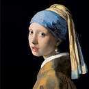 Johannes Vermeer, Girl with a Pearl Earring, ca. 1665