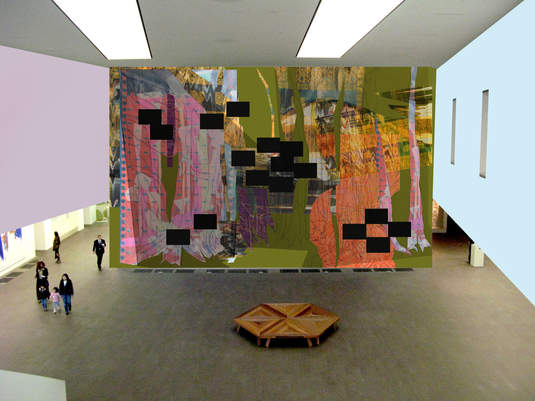 Ranu Mukherjee: A Bright Stage at the de Young