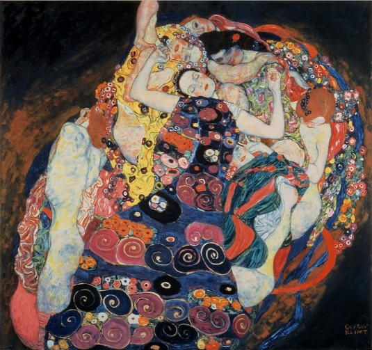 "Klimt ""The Virgin"""
